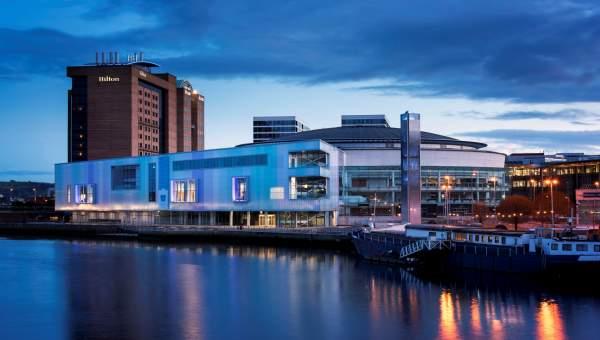 Polycarbonate Click Fix - Belfast Waterfront